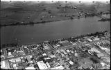 Aerial view of Taree