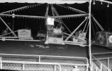 One of the carnival rides at the 1970 Aquatic Festival